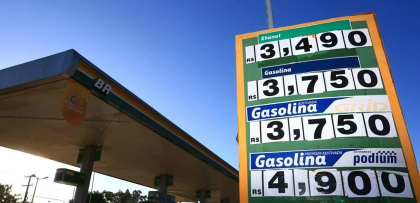 Economizar gasolina destaque