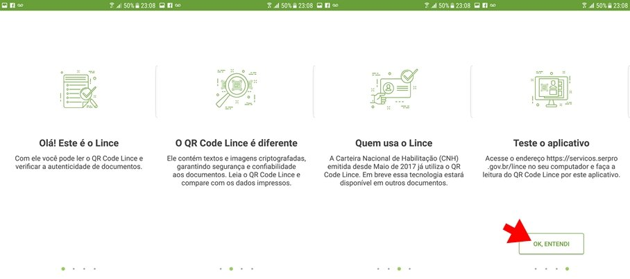 cnh digital lince app