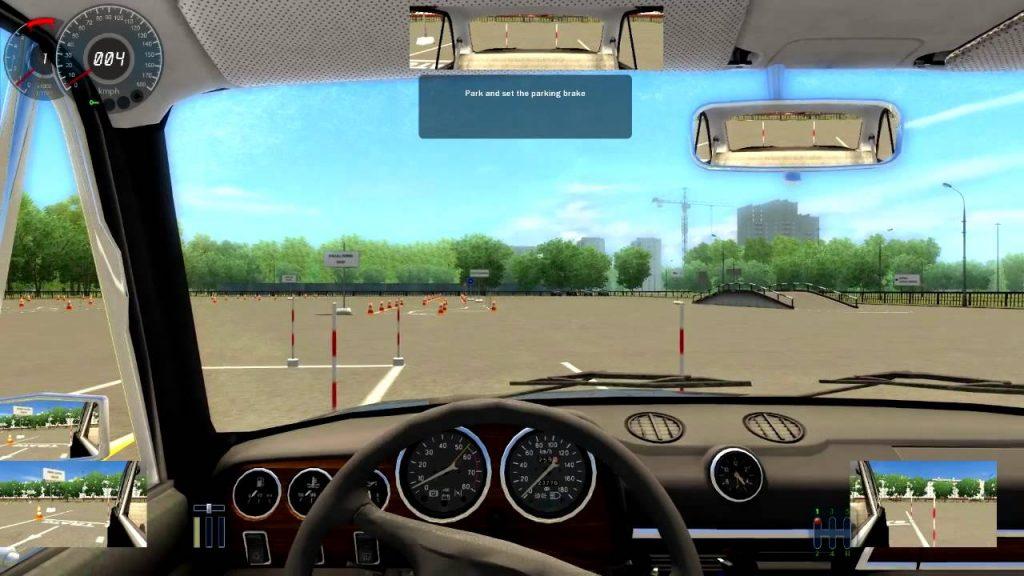 Primeira Habilitação jogo simulador direção