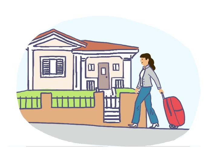 O proprietário do veículo mudar de município de domicílio ou residência