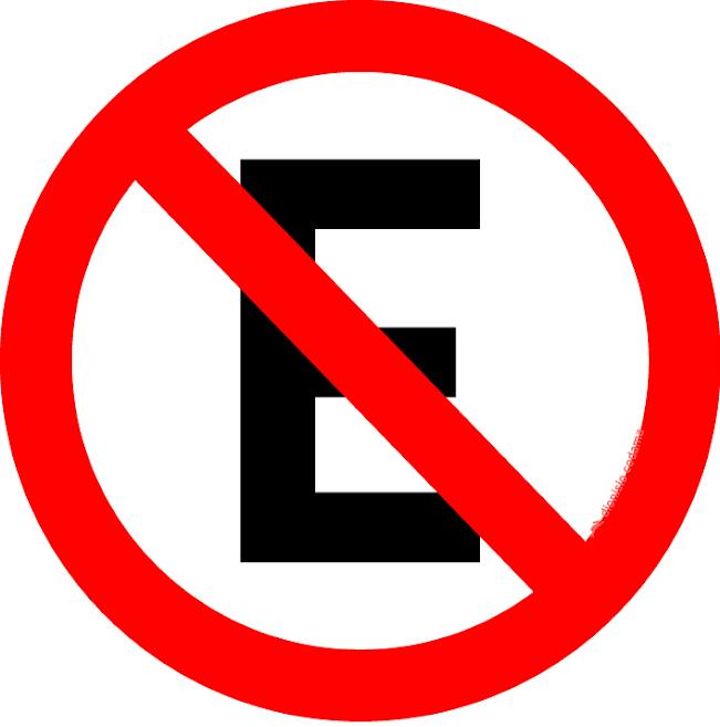 É proibido estacionar